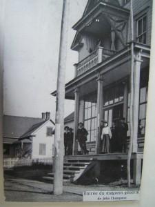 0210 Magasin de John Champoux facade sur Ave Champlain