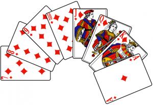 Tournoi de cartes - Chevaliers de Colomb @ Salle de l'Église Ste-Luce