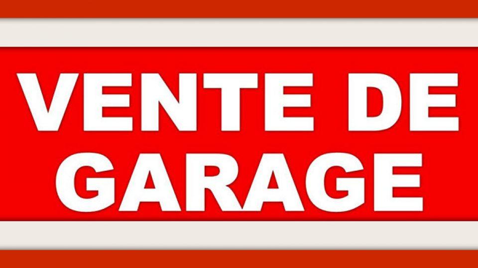 Vente-de-garage