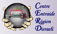 Diner partage - Centre d'entraide de la région de Disraeli @ CERD