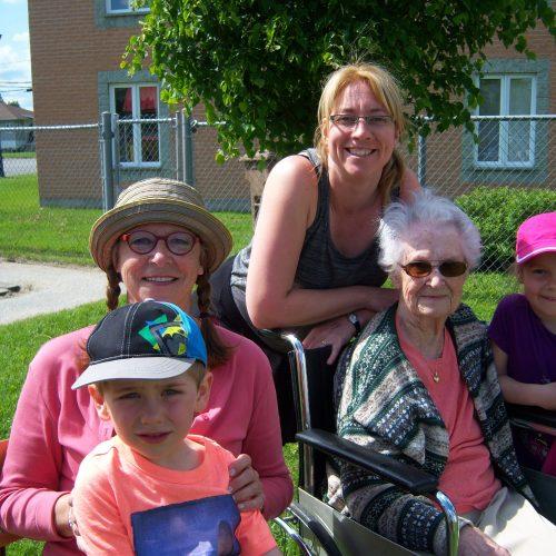 Politique municipale de la famille et des aînés