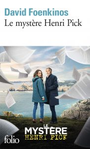 Le Cinéma du lac présente LE MYSTÈRE HENRI PICK @ Auditorium Desjardins de la Polyvalente de Disraeli