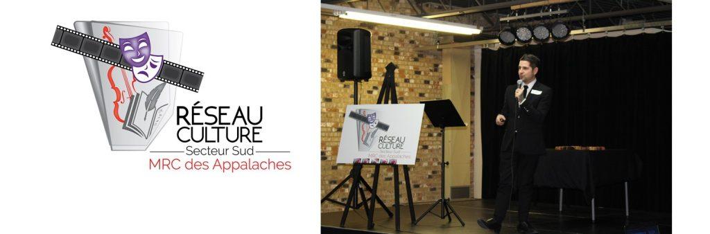 Réseau culture conférence St-Camille