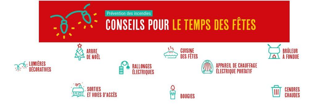 Conseils prévention des incendies