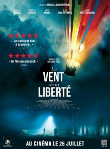 Le Cinéma du lac présente LE VENT DE LA LIBERTÉ de Michael Herbig @ Salle Desjardins de la Polyvalente de Disraeli