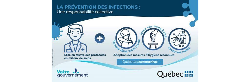 Mesures préventives coronavirus