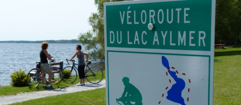 Velo-route-lac-aylmer
